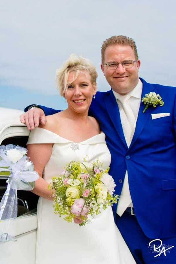 Bruidspaar interview Ria van der Ploeg bruidsfotografie