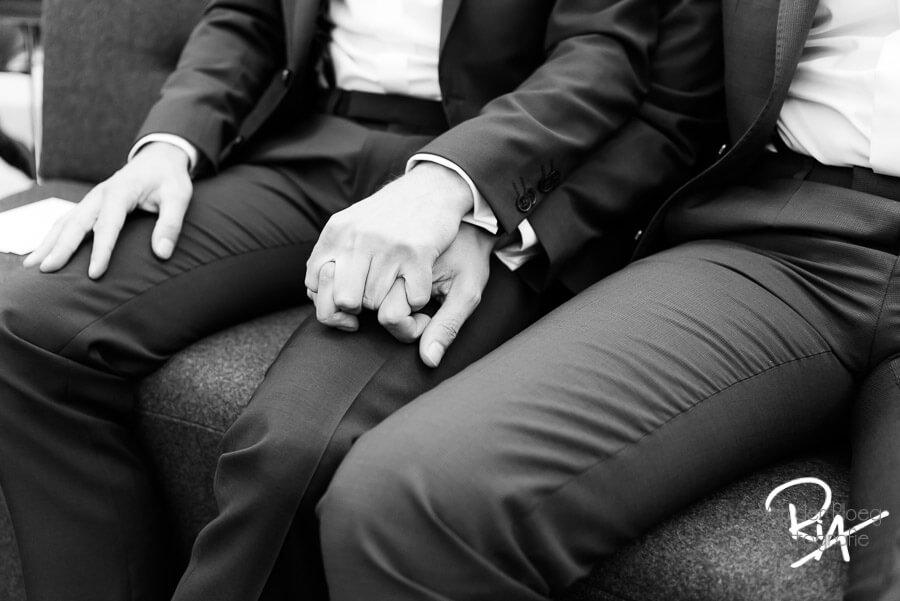 Homohuwelijk Waalre fotograaf trouwfotograaf mannen