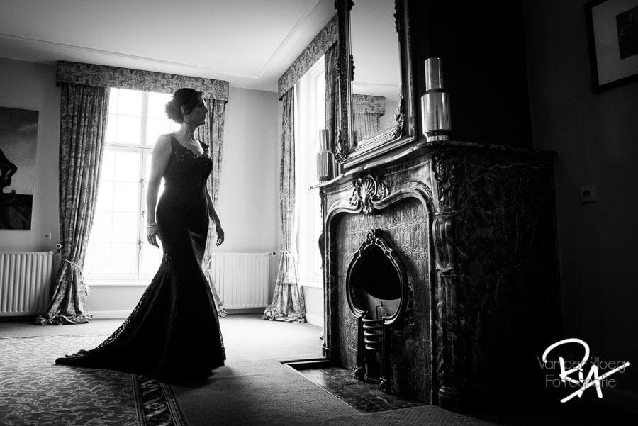 Bruidsfotograaf kasteel Maurick Vught trouwfotograaf