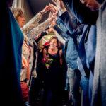 Huwelijksfotograaf feest bruiloft kasteel Maurick Vught