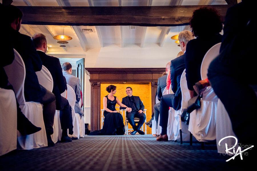 Huwelijksfotograaf fotograaf huwelijk kasteel Maurick Vught