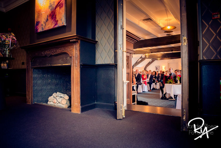 Huwelijksreportage kasteel Maurick Vught fotograaf huwelijk