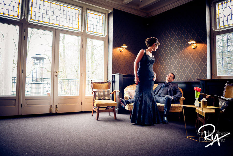 bruidsfotograaf kasteel Maurick bruidsfotografie Vught