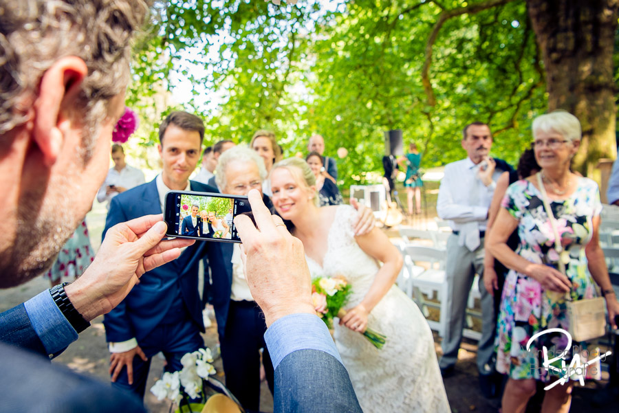 fotograaf bruiloft geldrop trouwceremonie fotografie