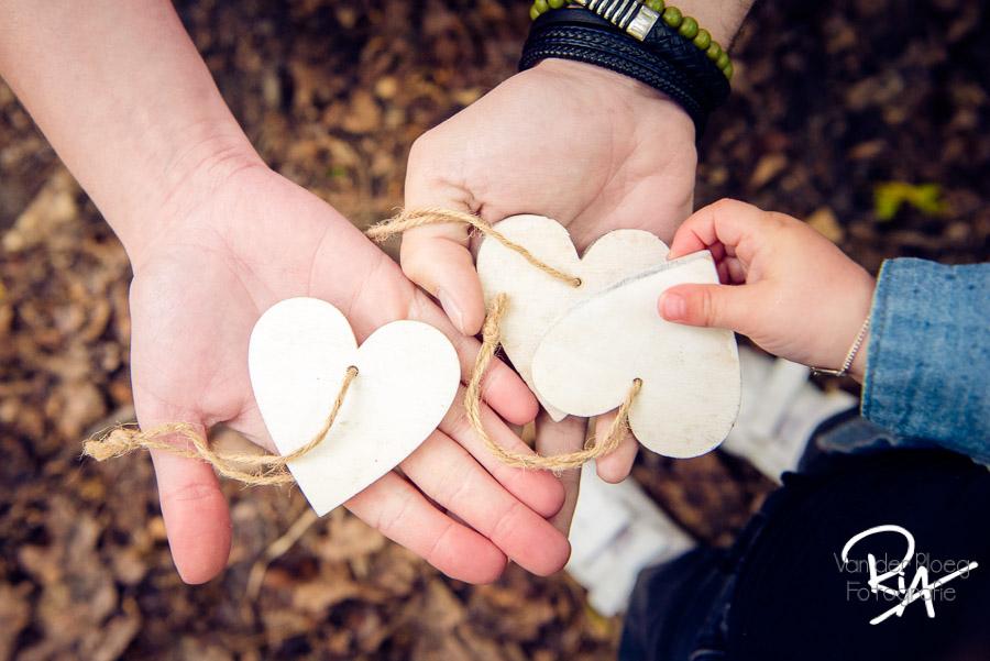 hartjes fotograaf veldhoven foto trouwkaart