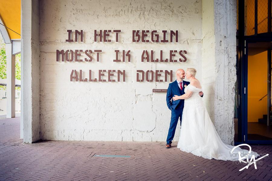 Bruidsfotograaf Eindhoven Strijp fotograaf bruiloft