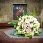 bruidsboeket bruidsfotograaf son breugel foto
