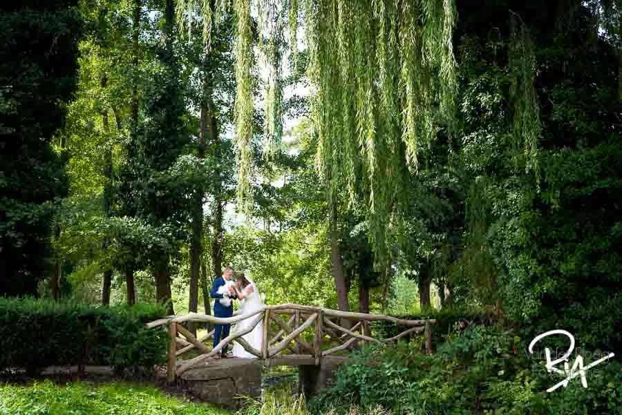 park breugel trouwfoto bruidsreportage bruidspaar
