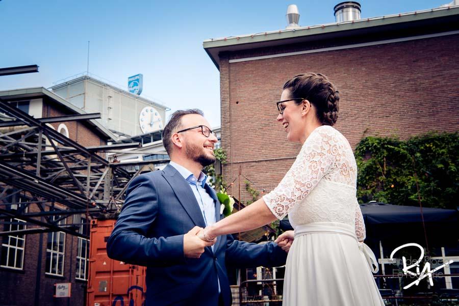 Bruidsfotograaf eindhoven strijp s fotograaf bruiloft