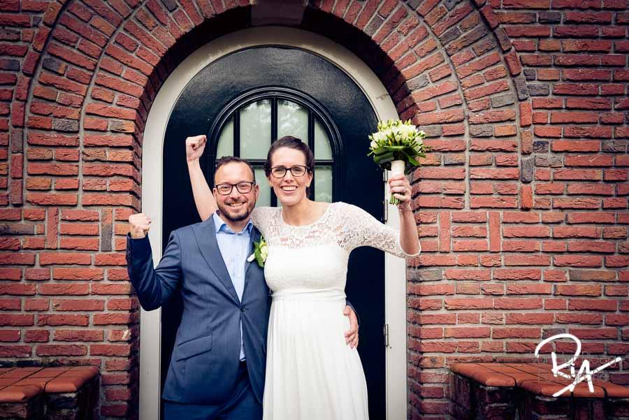 fotograaf waalre trouwfotograaf trouwen gemeentehuis